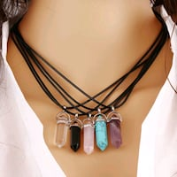 Crystal necklace Coppell, 75019