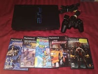 Playstation 2 with games Gaithersburg, 20878
