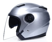 Motorcycle/Electric Bike Dual Lens Helmet (All Colors Available) null