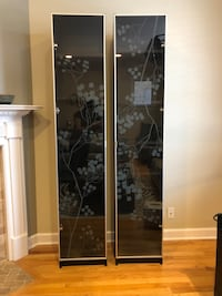 Bookcases with glass doors Chicago, 60614