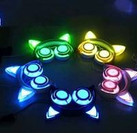 LED Cat Ear Head Phones Toronto, M5B 2L1