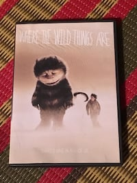 Where the Wild Things Are DVD  Toronto, M2M 0B1