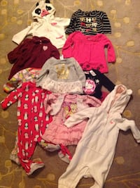 12 month winter clothes