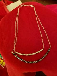 BRAND NEW STERLING SILVER PEARL NECKLACE Houston, 77007