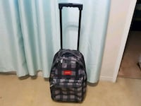 black and gray backpack with bag Markham, L6C 1R7