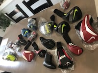 Golf accessories for sale all brand new