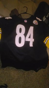 black and yellow NFL jersey Arlington, 98223