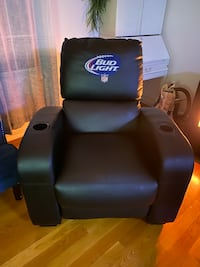 Bud light NFL recliner