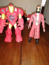 pink and yellow plastic toy figures Corpus Christi, 78412