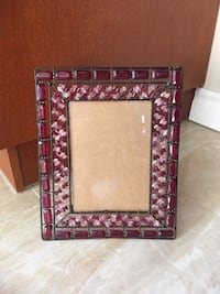 Ornate beaded picture frame, has to be bought by Wednesday morning am moving  Toronto, M2R 3N5