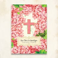 Vintage stationery for girls for religious events Vaughan