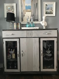 Shabby Chic Liquor Cabinet or Sideboard  Brampton, L6Z 0G9