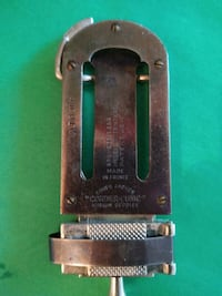 Vintage Reed Cutter