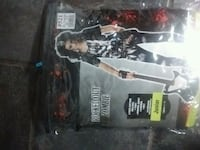 Brand new zombie Rockstar outfit. Just in time for Broken Arrow, 74012