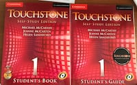 Touchstone 1 Self-Study Student's Book+Student's Guide