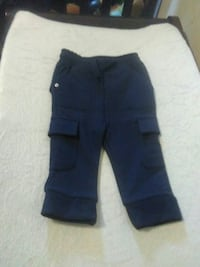 Infant blue pants Burlington