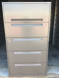 5-Dr Lateral File Cabinets... New Clover, 29710