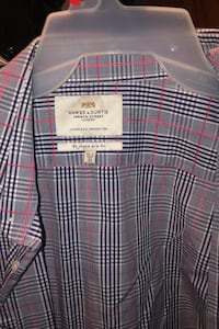 Hawes and Curtis Dress Shirt Large Slim fit Toronto, M9N 3L4