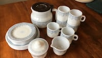 Full vintage dessert/coffee set Thurmont, 21788