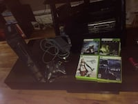 Xbox 360 elite console with controller and game ca Montréal, H9C