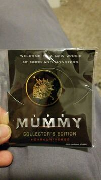 The Mummy collectors pins  South Weber, 84405
