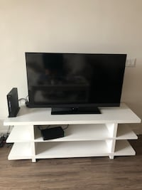 Altar 60 inch white TV stand only Washington, 20003