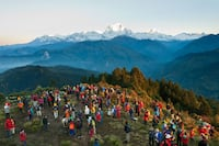 Annapurna Base Camp & PoonHill Trek New South Wales