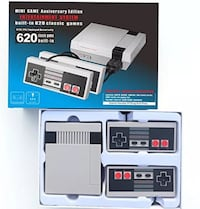 New Classic Game Console Vaughan