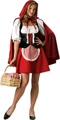 Incharacter Red Riding Hood Costume Paso Robles, 93446