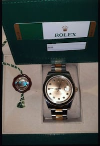 Rolex Datejust 41 Berlin