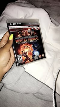 Mortal combat (PS3) Richmond Hill