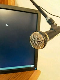 Gold Plated HD microphone