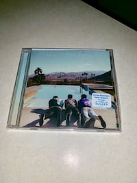 Jonas brothers happiness begins album CD North Vancouver, V7M 1J8