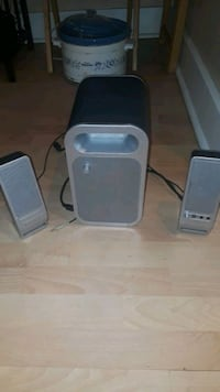 Speakers with subwoofer  Allentown, 18102