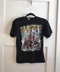 Suicide silence band shirt