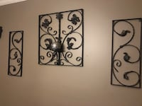 DECORATIVE WROUGHT IRON DECORE North Dumfries, N0B