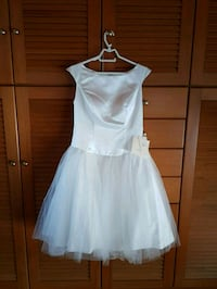 Bridal dress  ivory European no 40 UK 14 us 10 Athens