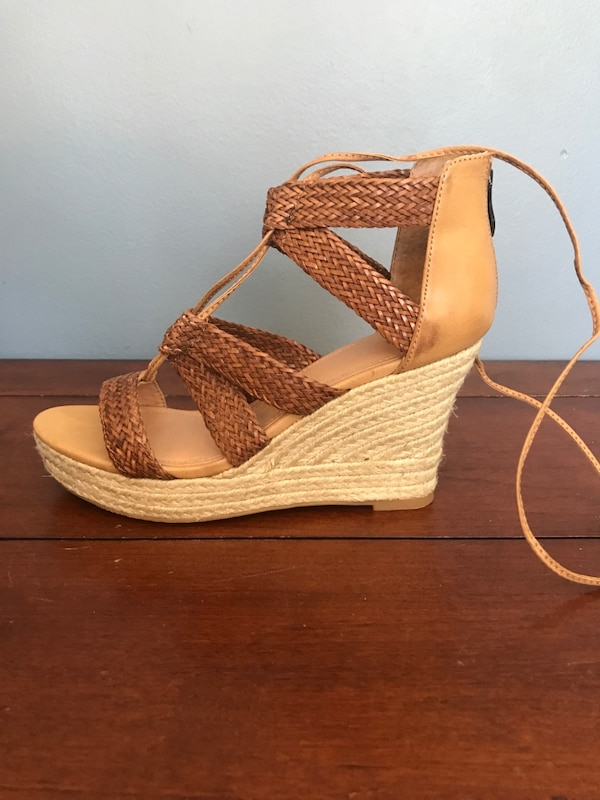 2f0eed51033 Used Wedge sandals for sale in Peabody - letgo