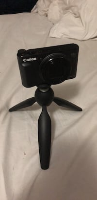 Canon PowerShot SX 730 HS (with tripod) Bethesda, 20814