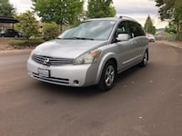 2007 Nissan Quest S  Tigard, 97223