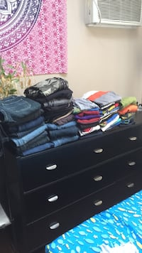 Boys size 10/12 jeans pants tees and dress shirts  Wantagh, 11793