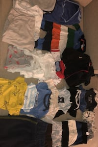 Baby cloths excellent condition