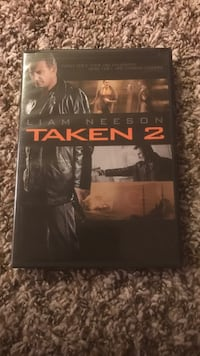Taken 2 dvd  Casper, 82609