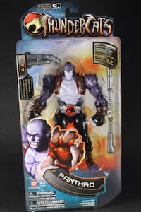 Thundercats 6 Inch Collector Series 1 Action Figure Panthro  Richmond