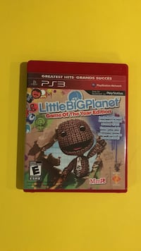 Little Big Planet for ps3  Edmonton, T6M 1T2