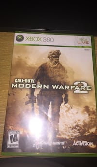 Call of duty Modern warfare 2 Struthers, 44471
