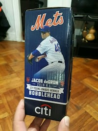 Jacob degrom bobblehead  New York