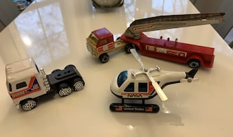 Vintage collectible Toys