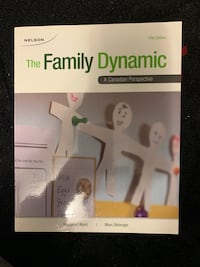 The Family Dynamic TEXTBOOK NO MARKINGS Toronto, M5K 2A1