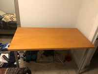 Ikea Adjustable Table Desk  Cambridge, N1R